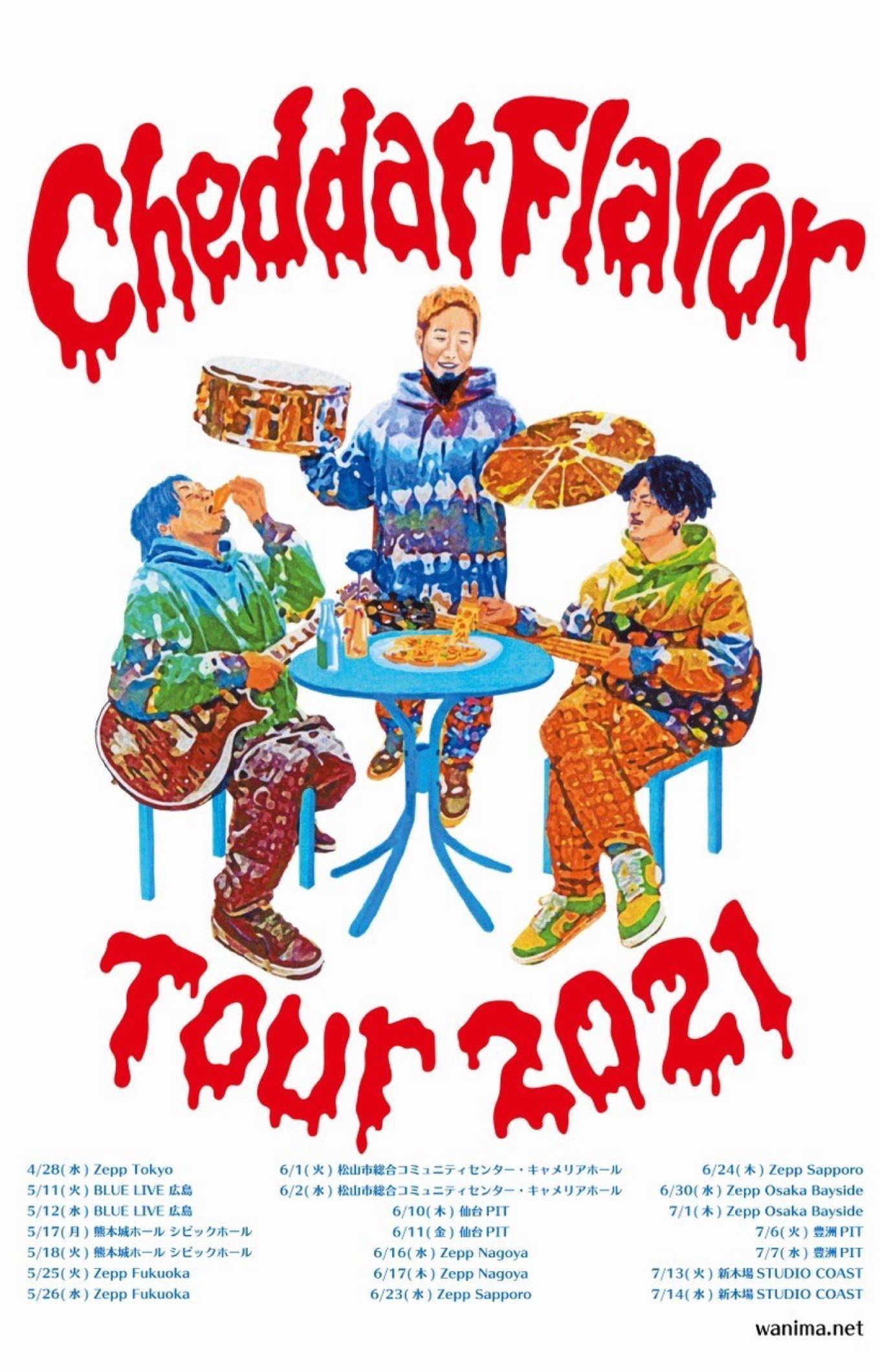 CheddarFlavorTour2021